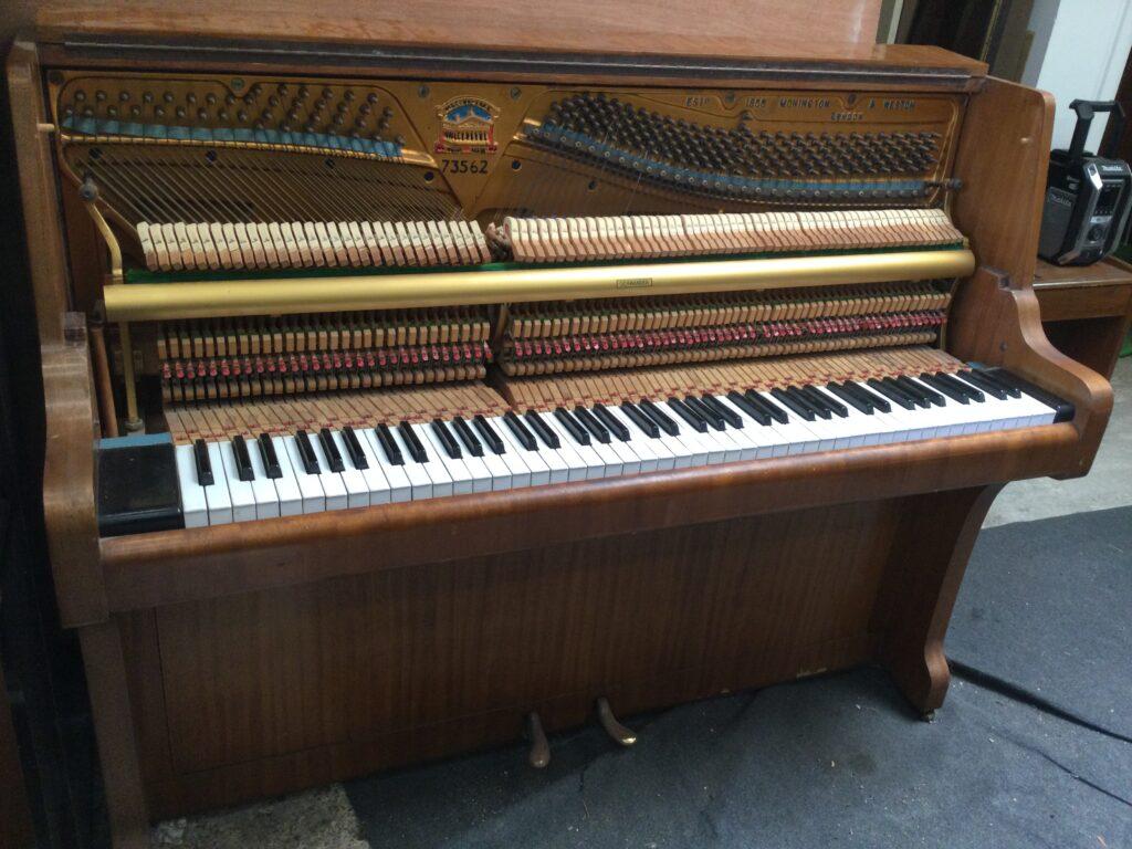 Kent pianos store restore 1