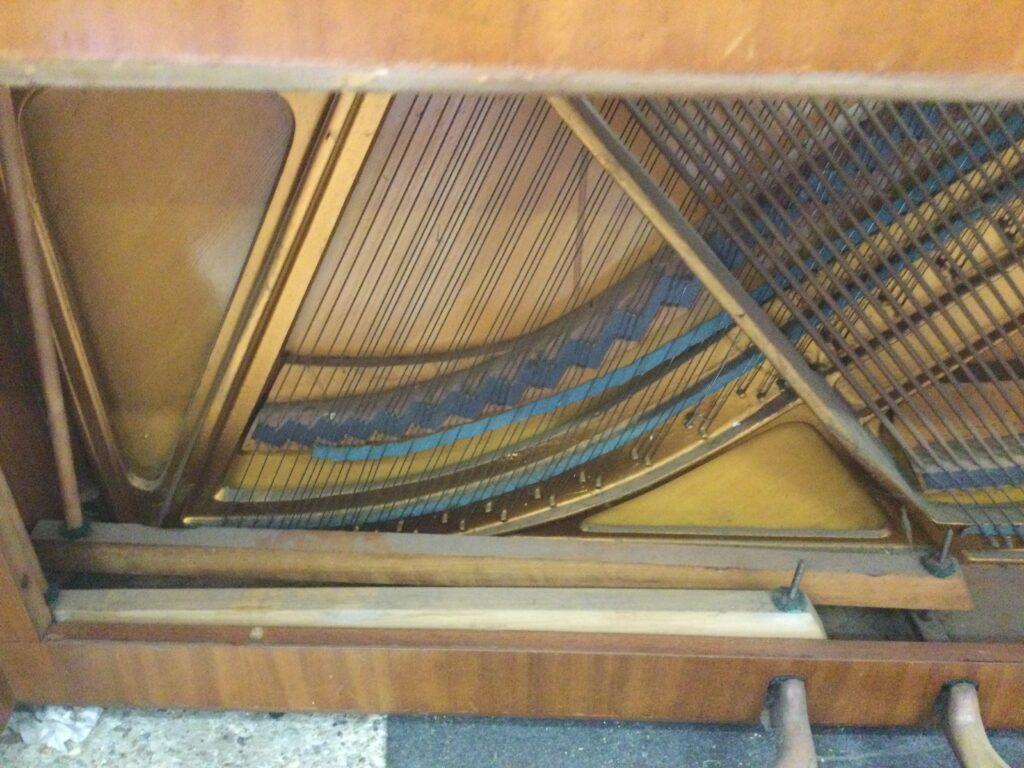 Kent pianos store restore 3