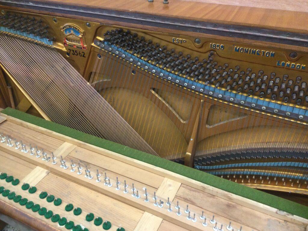 Kent pianos Restoration 5