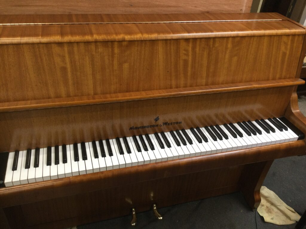 Kent pianos Restoration 2