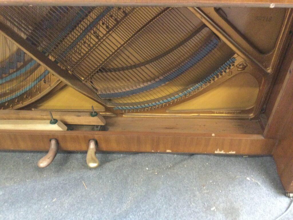 Kent pianos store restore 2